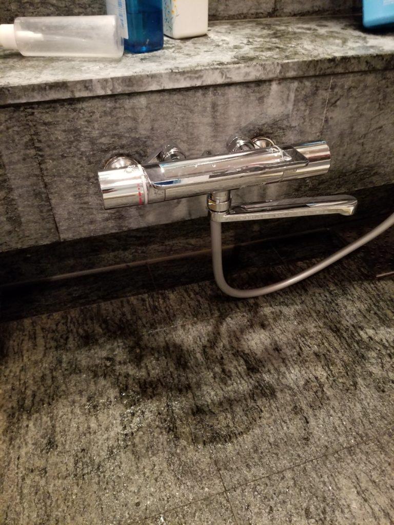 名古屋市 シャワー交換工事 画像