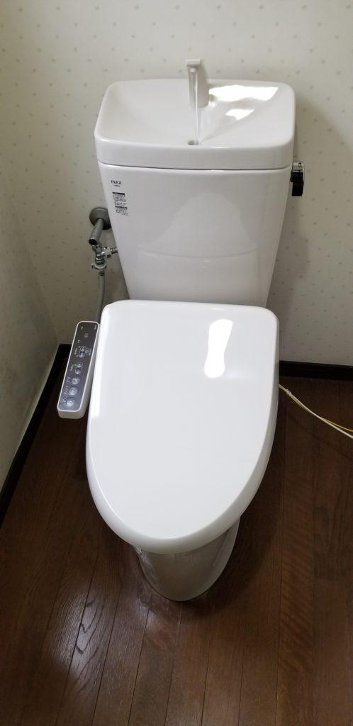 名古屋市 トイレリフォーム 画像