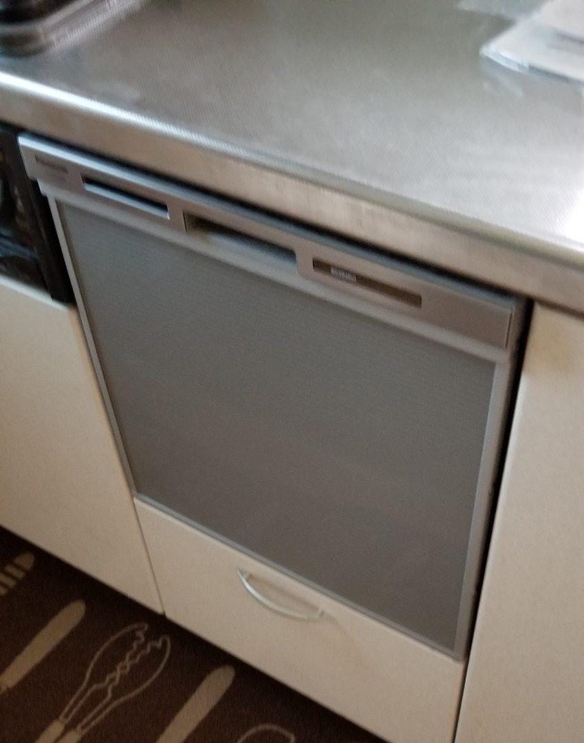 パナソニック食器洗浄機交換工事