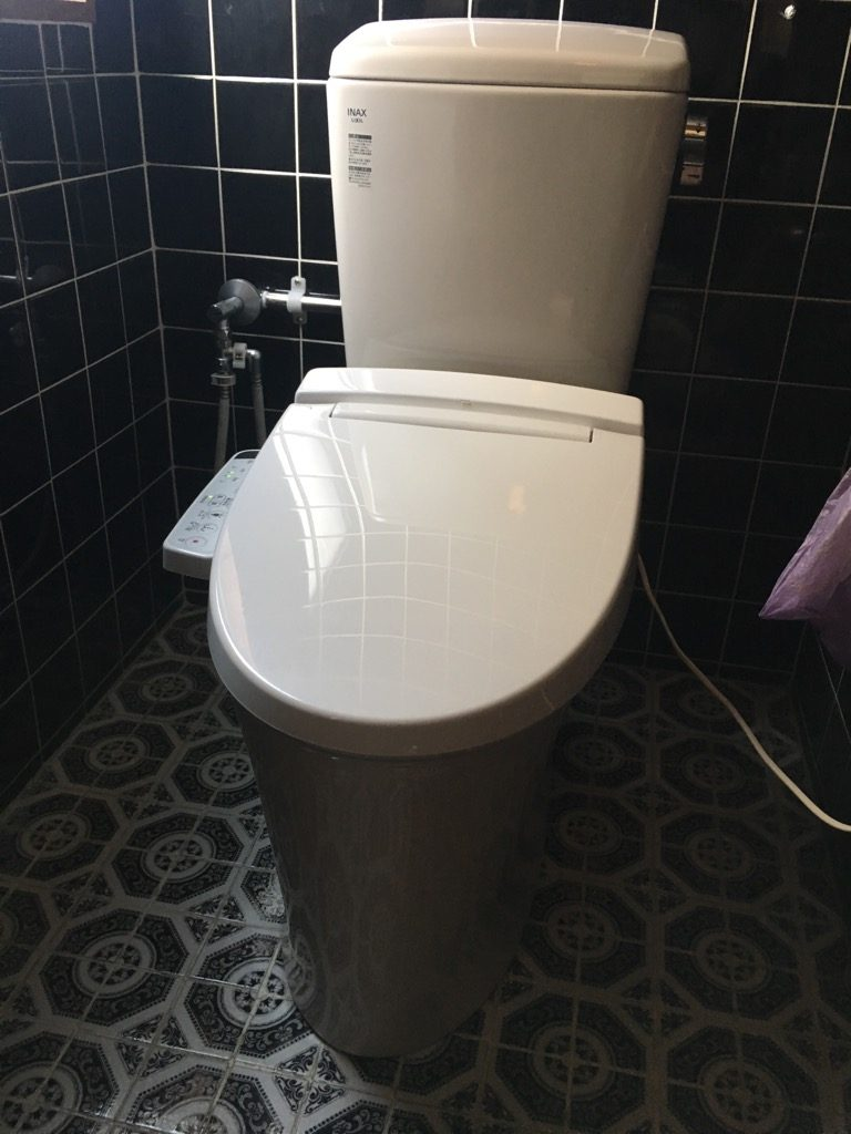 千種区トイレ工事 画像