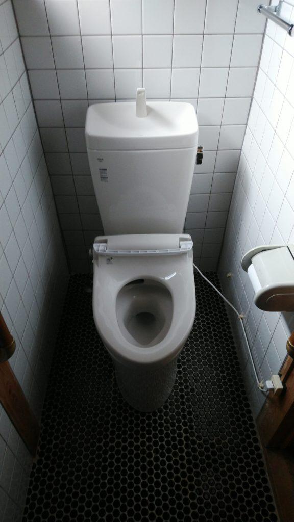 刈谷市トイレ工事 画像