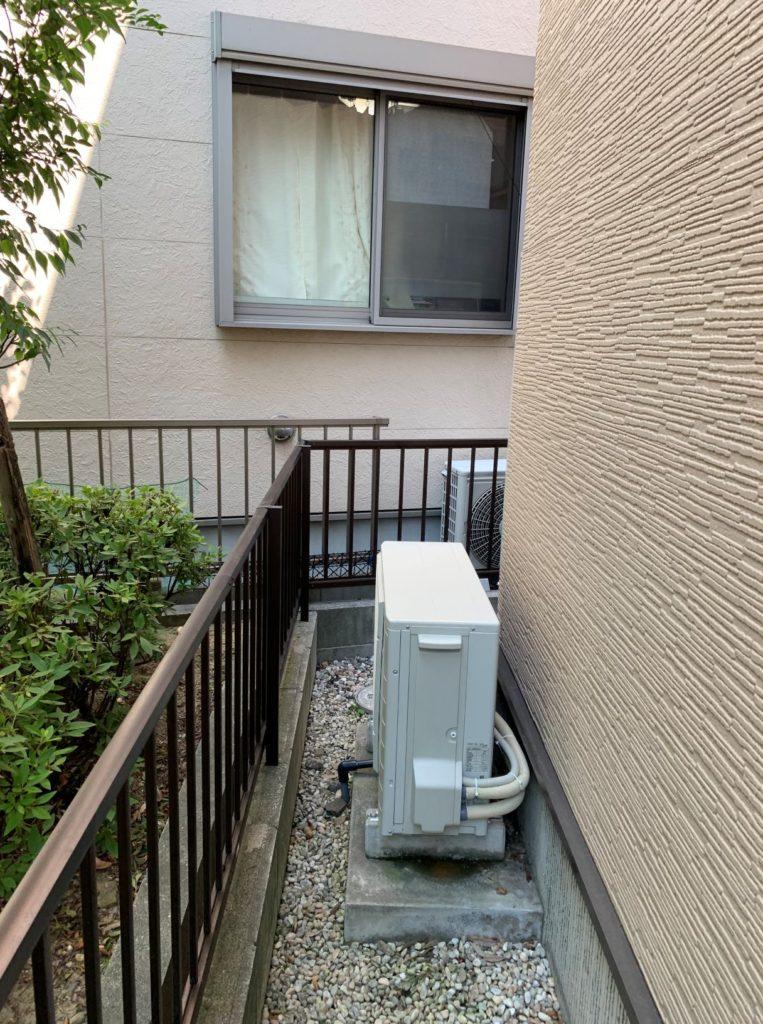名古屋市 エコキュート交換工事 画像②