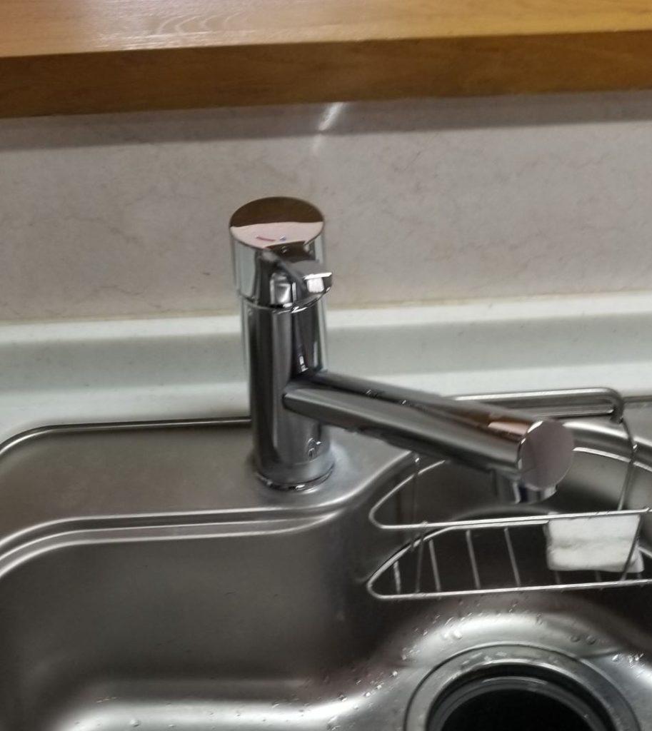 一宮市 水栓交換工事 画像
