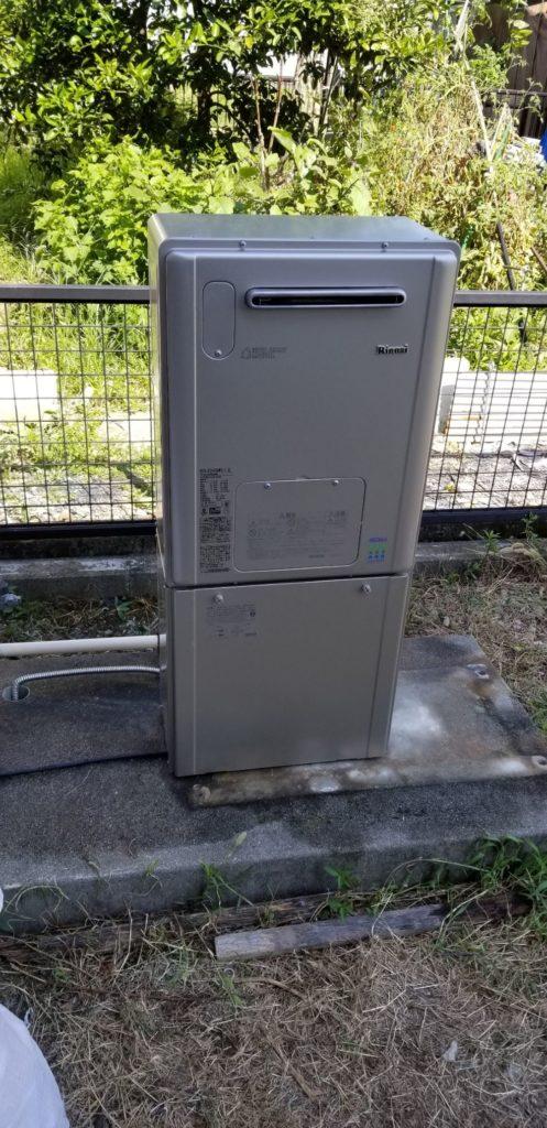 給湯器交換名古屋市北区 画像