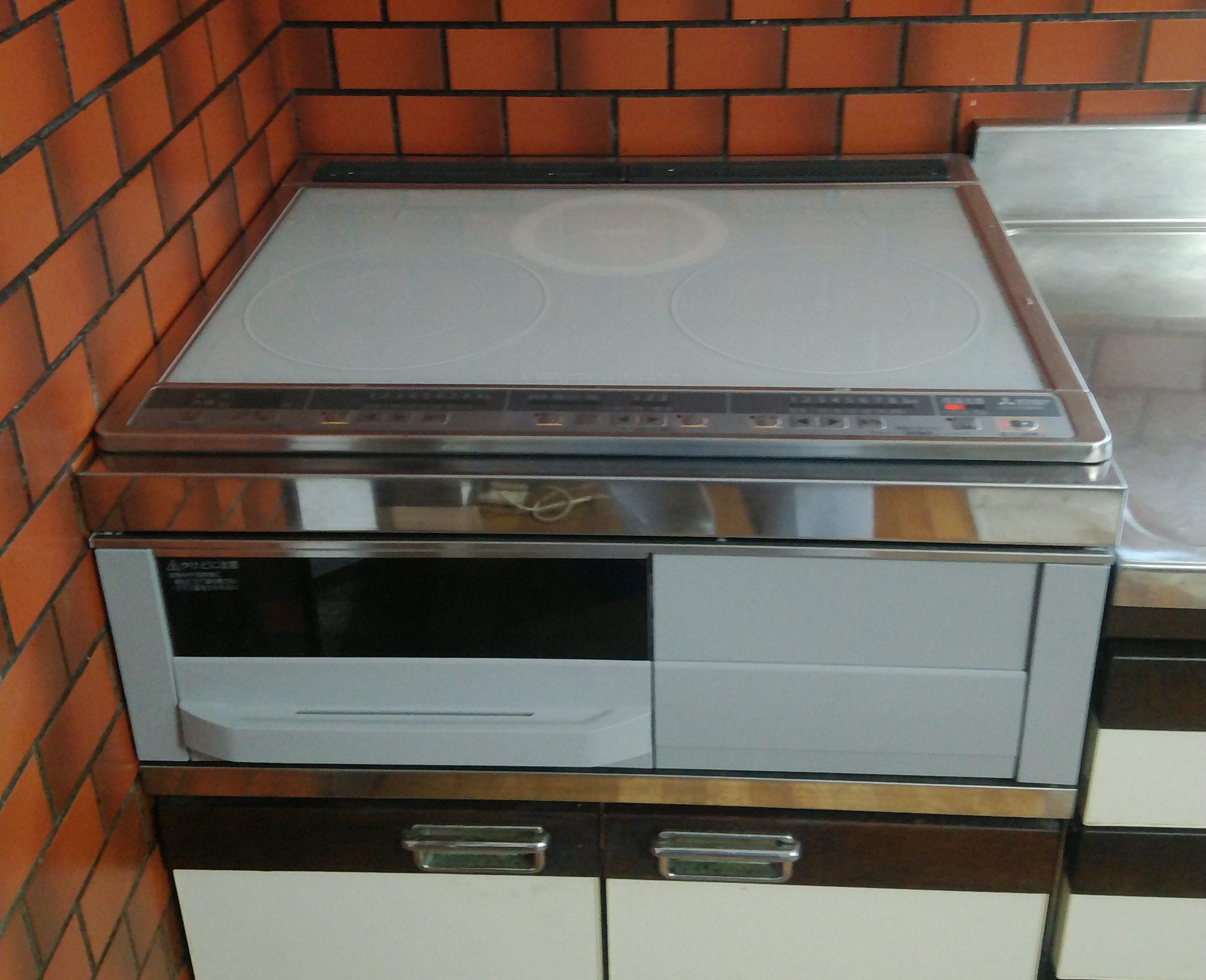IHクッキングヒーター交換工事 名古屋市