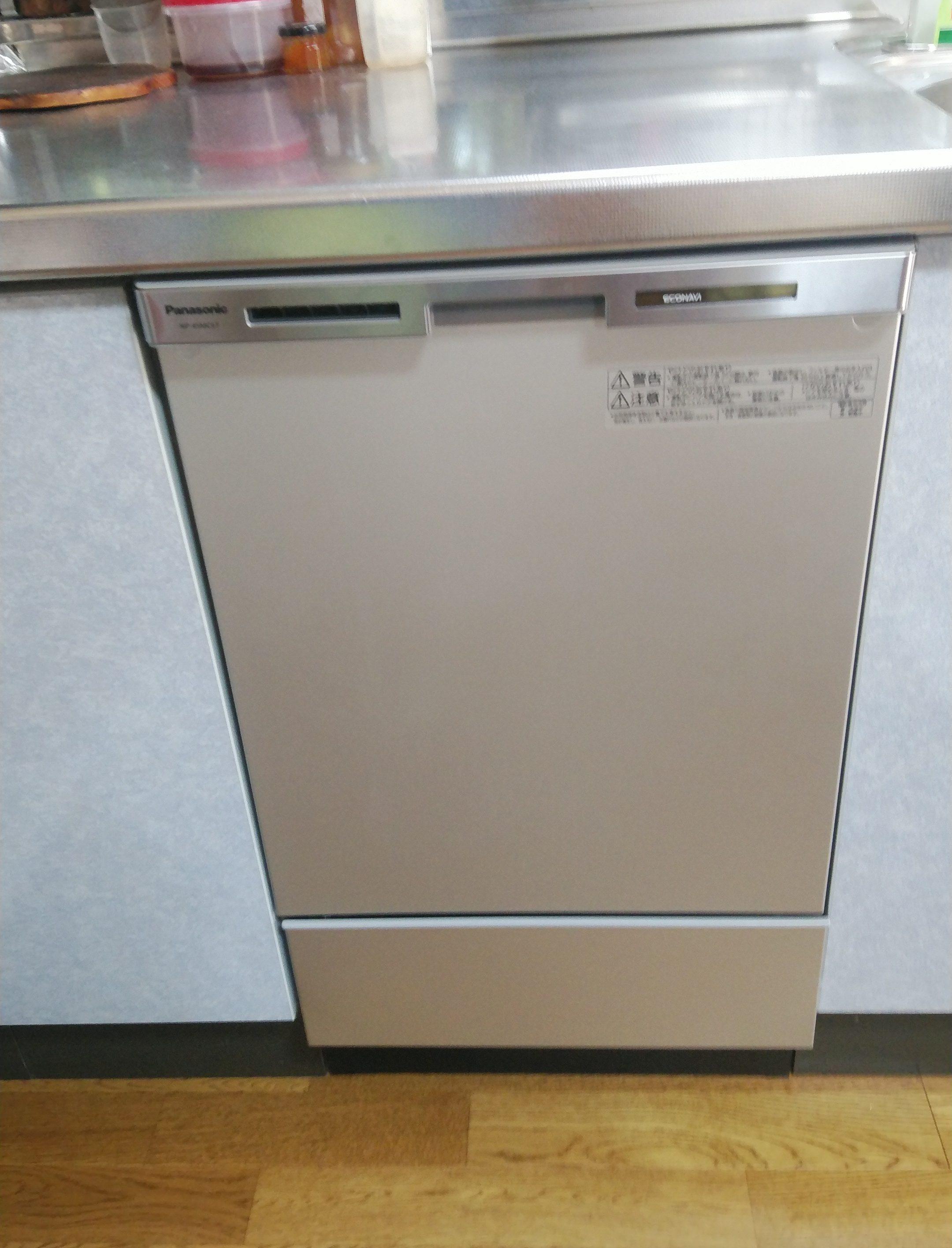 食器洗浄機交換工事 名古屋市守山区