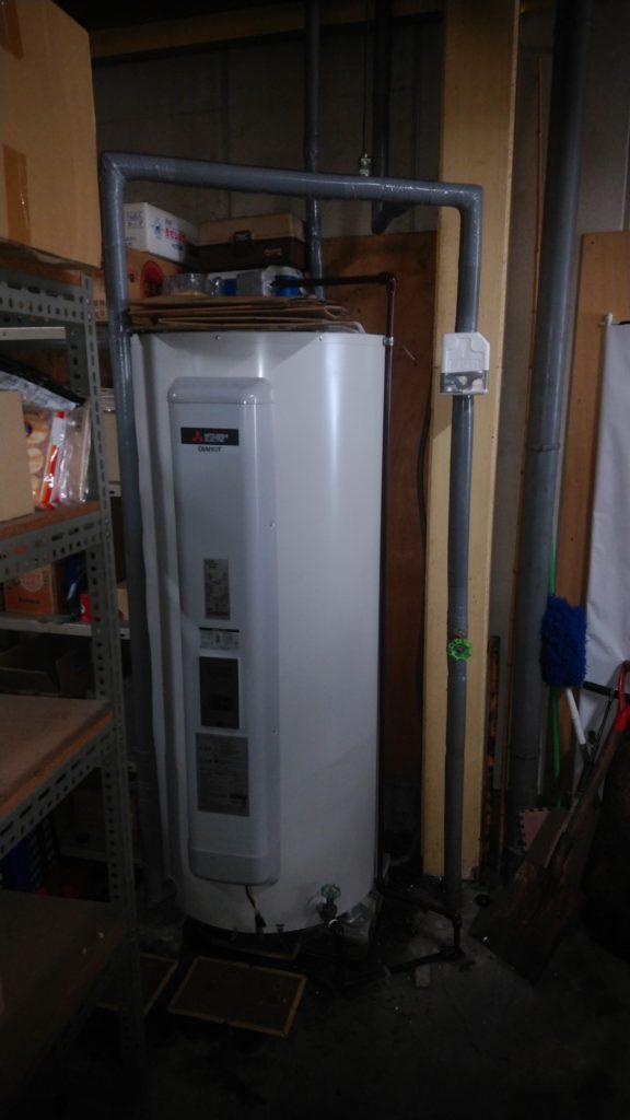 電気温水器交換工事 名古屋市