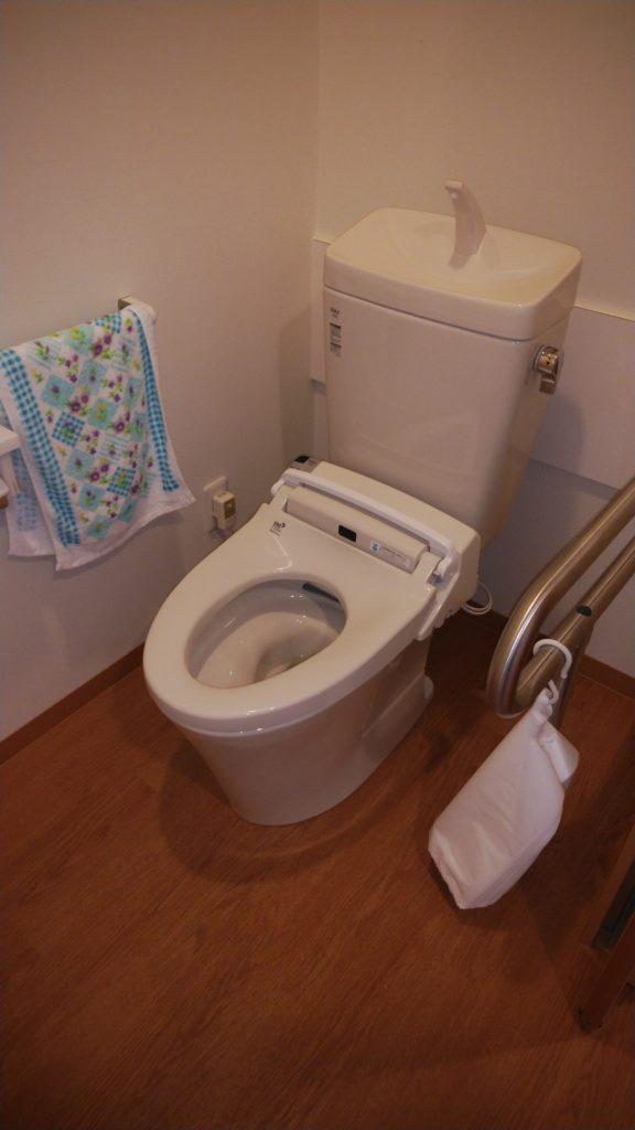 トイレ工事 岐阜県海津市 画像