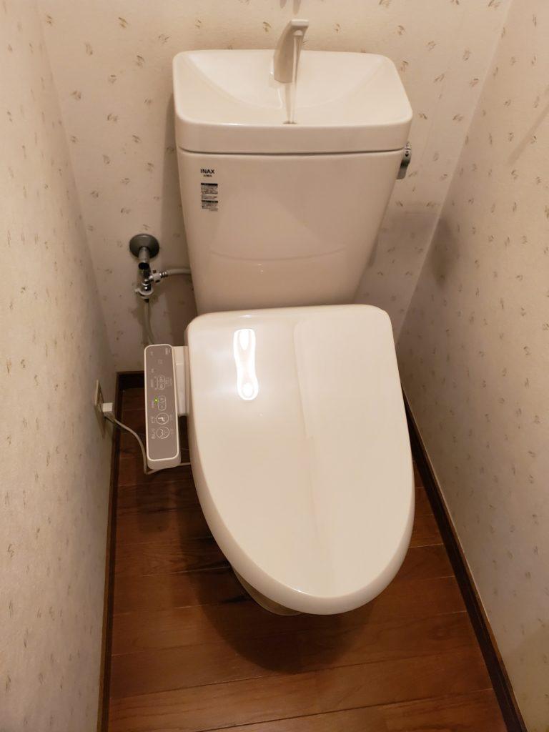 弥富市 トイレリフォーム 画像