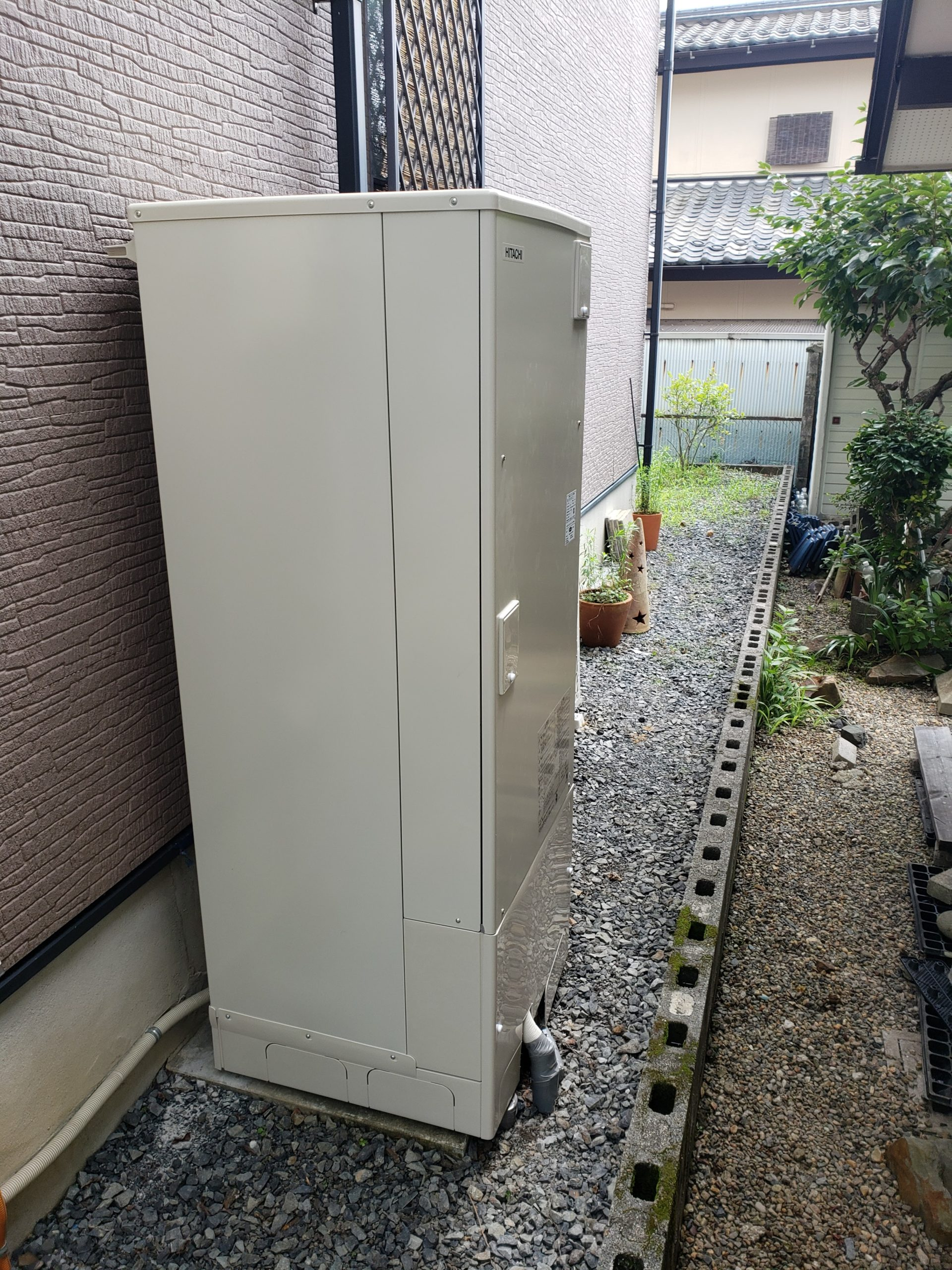 エコキュート交換工事 岐阜県関市