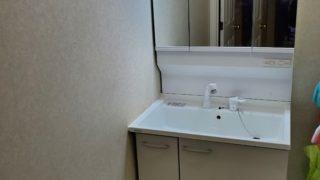犬山市 洗面台交換工事 画像