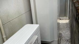 一宮市 エコキュート交換工事 画像
