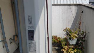 半田市 電気温水器交換工事 画像