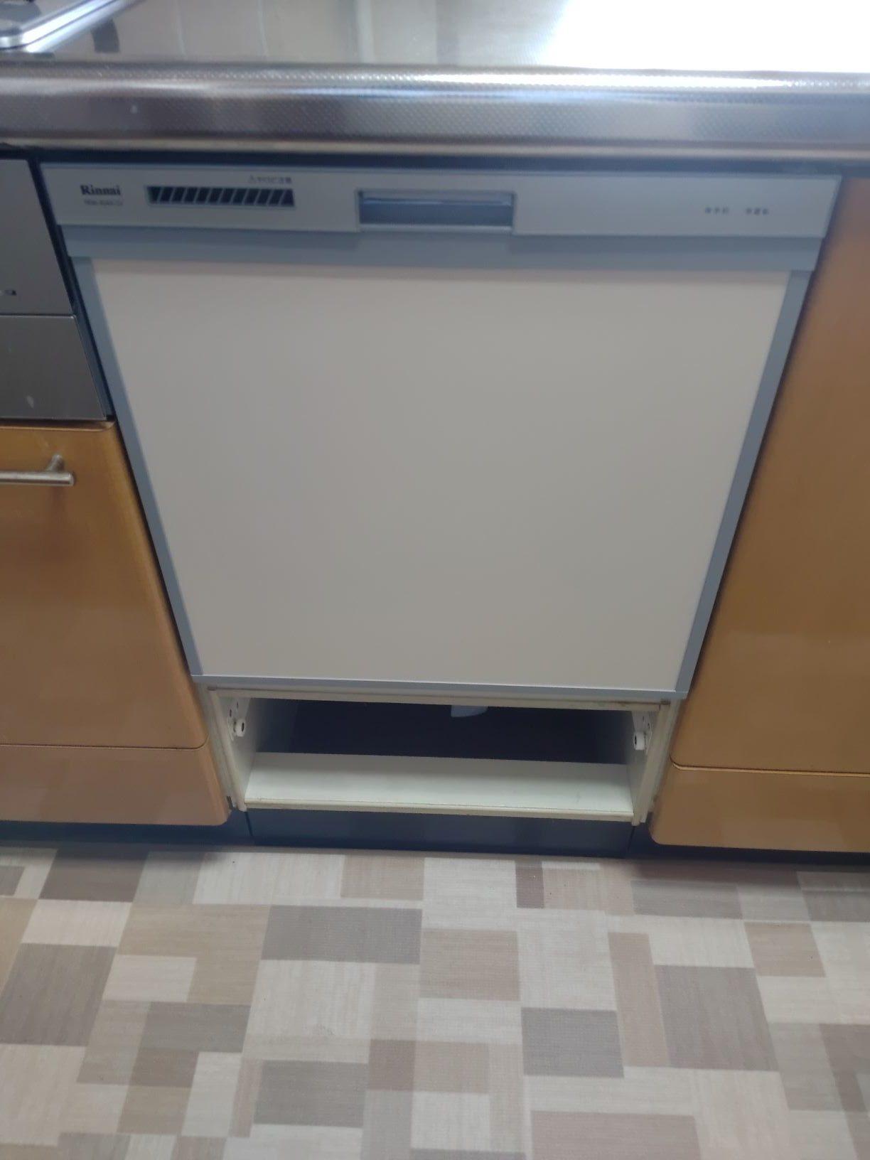 食器洗浄機交換工事 名古屋市中川区