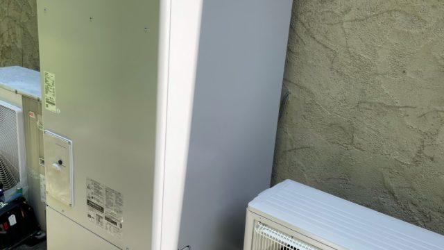 日進市 エコキュート交換工事 画像