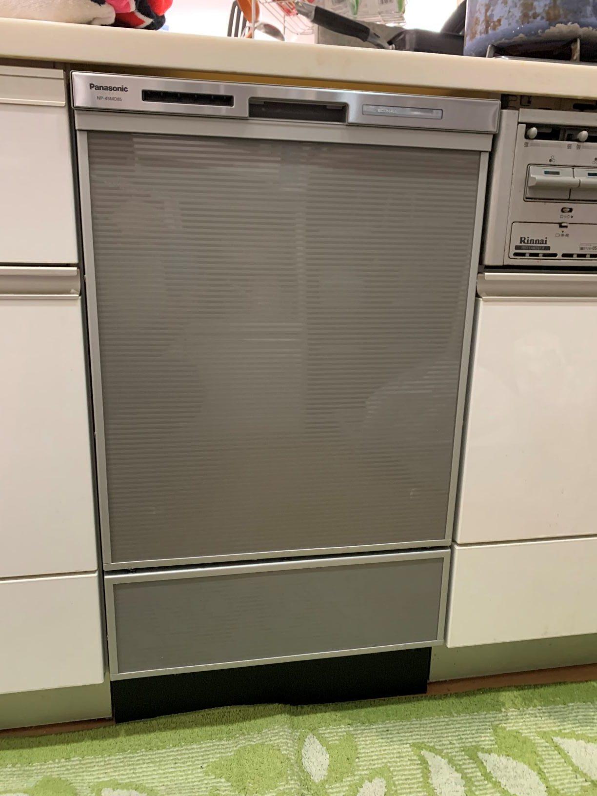 食器洗浄機交換工事 江南市