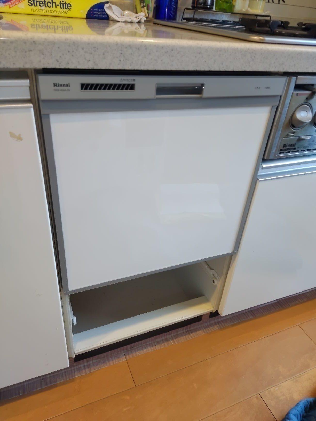 食器洗浄機交換工事 安城市