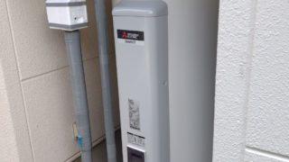 岐阜市 電気温水器交換工事 画像