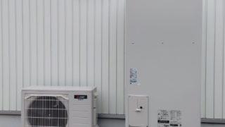 西尾市 エコキュート交換工事 画像