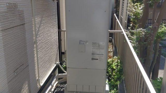 あま市 エコキュート交換工事 画像