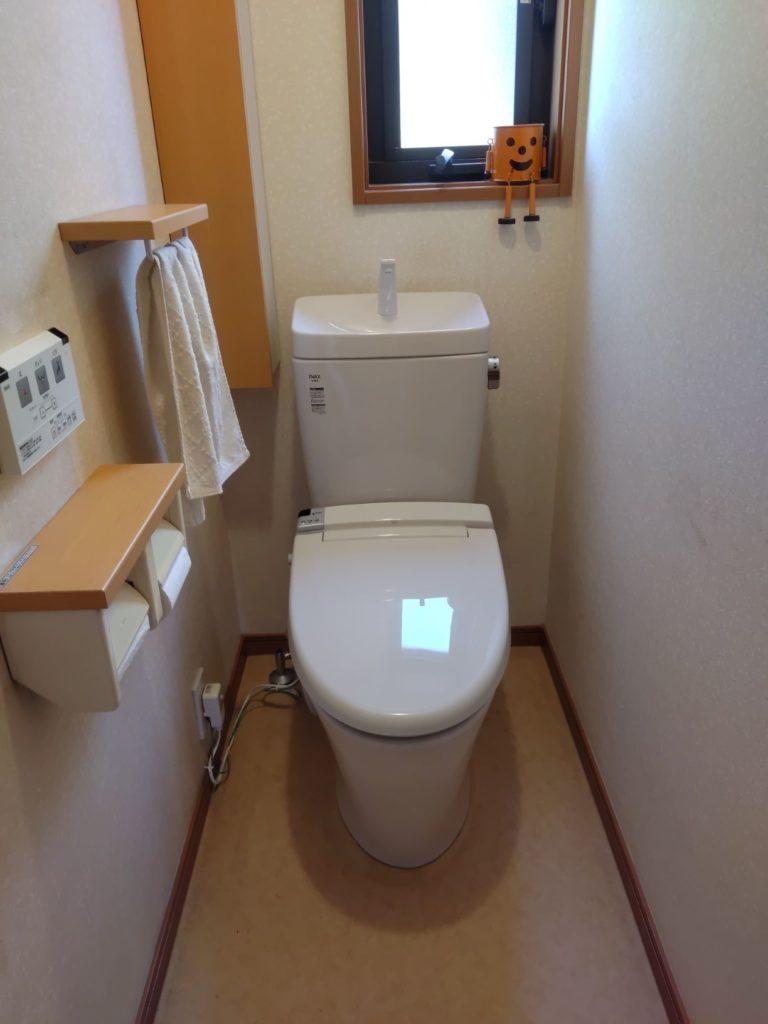 北名古屋市 トイレリフォーム 画像