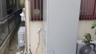 豊明市 エコキュート交換工事 画像