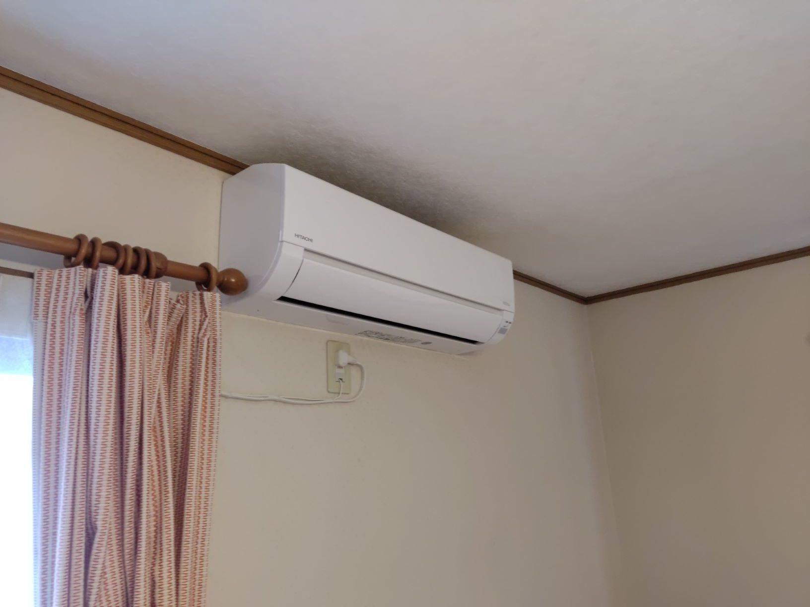 エアコン交換工事 名古屋市中村区