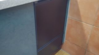 岐阜市 食器洗浄機交換工事 画像